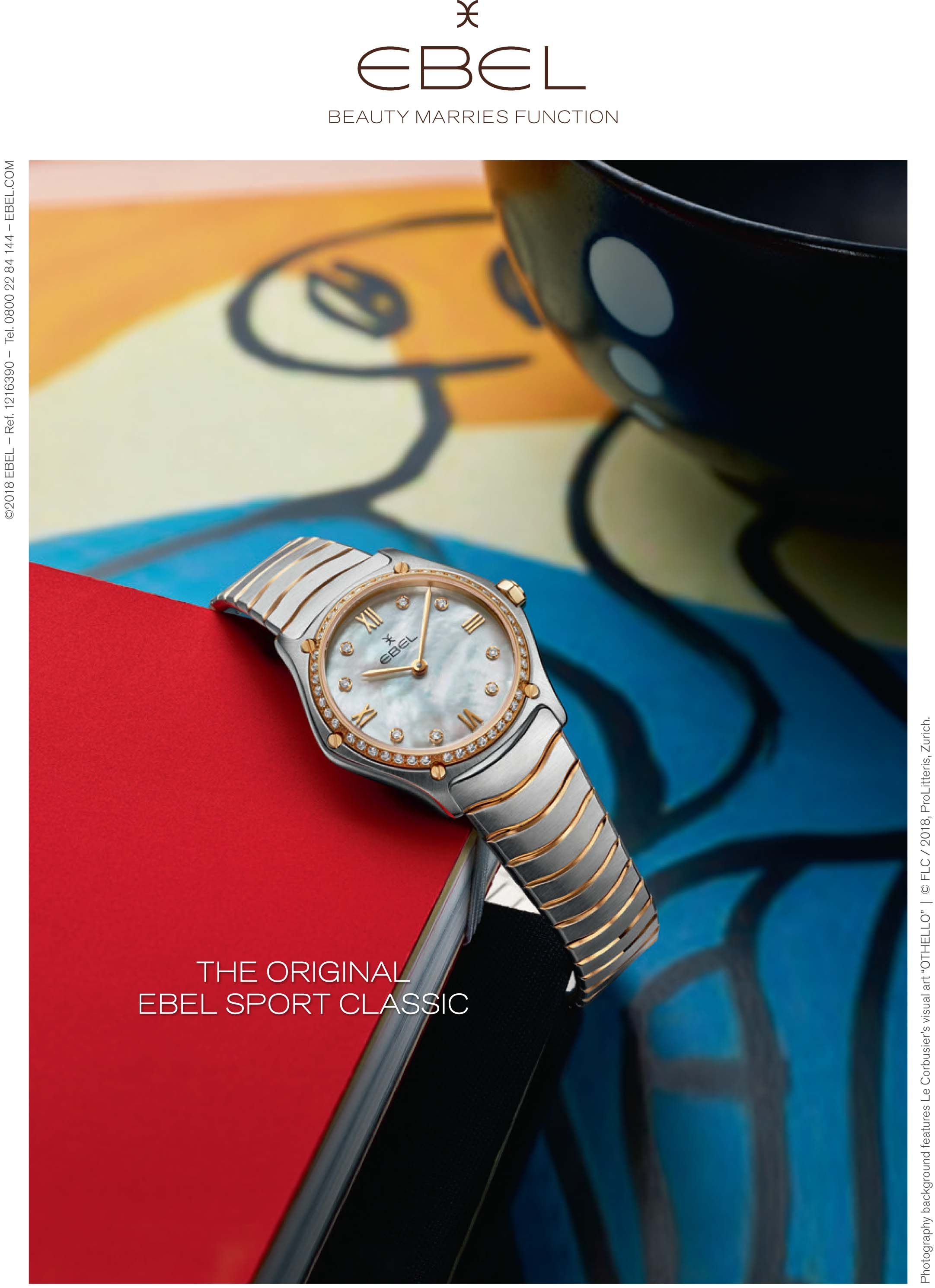 Ebel - Beauty Marries Function